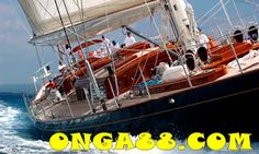 Discover all the information about the product Classic sailing yacht / open transom / custom MARIA CATTIVA - Royal Huisman and find where you can buy it. Classic Sailing, Classic Yachts, Classic Boat, Sail Away, Luxury Yachts, Wooden Boats, Modern Classic, Sailing Ships, Old Things