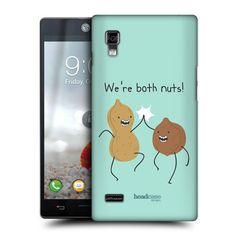 Head Case Nuts Little Doses Nonsense Randomness Case for LG Optimus L9 P760 P768   eBay