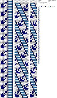 16 around bead crochet rope pattern Crochet Bracelet Pattern, Loom Bracelet Patterns, Crochet Beaded Bracelets, Bead Crochet Patterns, Seed Bead Patterns, Bead Crochet Rope, Beaded Jewelry Patterns, Beading Patterns, Beading Ideas