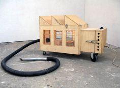 Frank Halmans / Wood Vacuum Cleaner