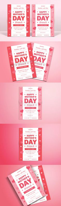 Spring Flyer Template PSD Flyer Design Templates Pinterest - spring flyer template