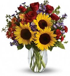Pure Happiness in South Bend IN, Country Florist & Gifts, Inc. #flowers