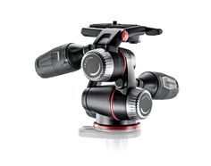 MHXPRO-3W | 3-Way Head | Lino Manfrotto + Co., S.p.A., Italy