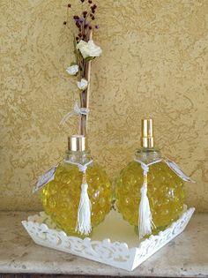 Lembrança das Mães: Aromatizador de ambientes e Perfume de Lençóis