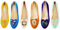 Charlotte Olympia Zodiac Slippers Cancer baby!
