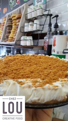 Cheesecake speculoos, par Lou