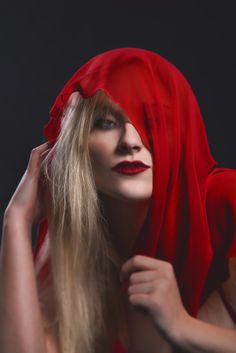 Red riding hood by Dimitris Stenidis on 500px