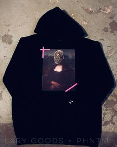 f1a2743a4dfe Yeezus Pablo TLOP Mona Lisa Off-White hoodie Tour Bleached Off White Hoodie