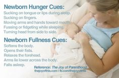 Catching those early hunger cues can make the difference between a great latch and a poor latch. We've learned that when babies are crying from hunger, it's harder to achieve an optimal latch, which is why it's important to identify early hunger cues in newborns. Here's a sampling to get you started.