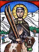 Saint Bernard of Montjoux