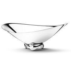 Wave HK Bowl, Georg Jensen