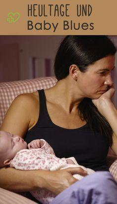 Baby Blues: häufige Reaktion nach der Geburt (Bildquelle: istock)