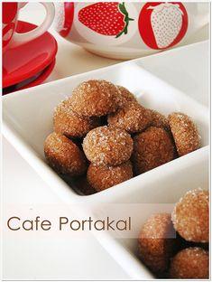 CAFE PORTAKAL: Nutellalı Kurabiye