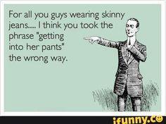 skinny, jeans, men