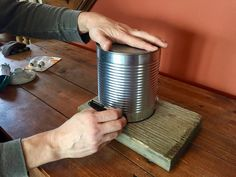 DIY $5 Heated Chicken Waterer : 4 Steps (with Pictures) - Instructables Heated Chicken Waterer, Tapping Maple Trees, Wire Light Fixture, Wood Steps, Dirt Cheap, Humming Bird Feeders, Raising Chickens, Pet Care, Organic Gardening