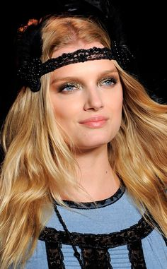 #British #model #LilyDonaldson