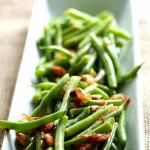 Recipe: Green Beans with Smoked Paprika and Marcona Almonds More