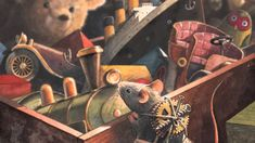 Book trailer for Lindbergh The Tale of a Flying Mouse