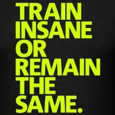 Nordic Fitnesss - UK edition: Train insane or remain the same!