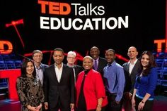 The Favorite TED Talks Of The TED Talks Education Speakers - Edudemic