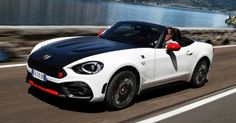 Abarth 124 Spider Order Books Open In Europe, First Deliveries In September [23 Pics] #Abarth #Fiat_124_Spider