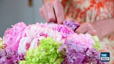 Flower Arranging | Produced and Edited by Beryl Shereshewsky