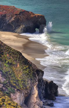 Elephant drinking, Big Sur, California | by Gary on Flickr