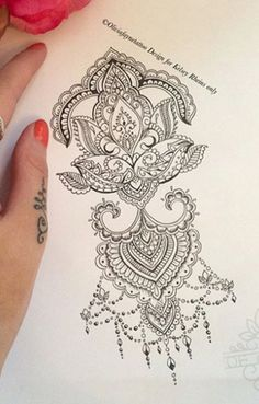Olivia-Fayne Tattoo Design - HAND/ARM DESIGNS