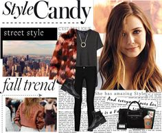 """""""A new furry friend"""" by maggielovelace ❤ liked on Polyvore"""