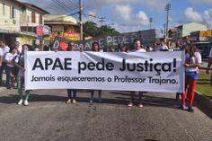 Notícias de São Pedro da Aldeia: CABO FRIO - Caminhada homenageou professor de educ...