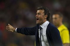 Luis Enrique debutó como técnico del Barça en Liga ante el Elche