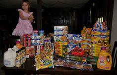 The Art of Stockpiling
