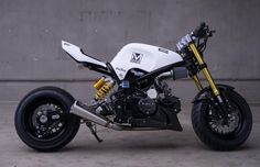 Honda Grom by MAD Industries