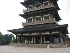Yangzhou – Daming Temple – I am a Traveler