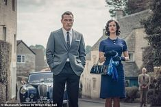 """Writer Sarah Phelps On Her Final Agatha Christie Adaptation 'The Pale Horse' & Why A Big-Money Overall Deal Would Be """"Scary"""" Period Drama Movies, Period Dramas, Movies Showing, Movies And Tv Shows, Witness For The Prosecution, Big Bang Top, Gu Family Books, Rufus Sewell, Pale Horse"""
