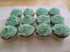 Tiffany&Co color cupcakes