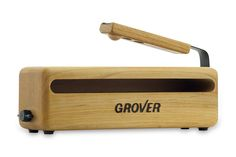 Grover Woodblock