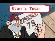Gravity Falls: Stan's Secret Twin Pt.2 - HUGE SECRETS REVEALED!! - YouTube