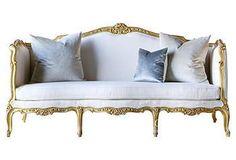 Furniture: Seating: Sofas & Loveseats - One Kings Lane $4665. I LOVE THIS!!!!