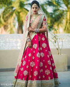 #Sabyasachi #TheSabyasachiBride #Lehenga #HeritageWeddings #DreamWeddings #RealBride @bridesofsabyasachi #HandCraftedInIndia #TheSabyasachiBride #RealBridesWorldwide #IncredibleIndianWeddings #DestinationWeddings #TheWorldOfSabyasachi Photograph by @avirajsaluja