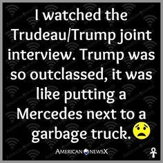 And Trudeau STILL won the little handshake war.