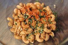 geroosterde cashewnoten met kruiden 01