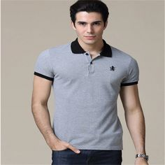 Hot ! 2016 New Fashion brand Short Sleeve Men Polo Ralph Men Cotton Casual Breathable Fitness Boss Men Polo Shirts Size:S~3XL