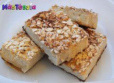 A legegyszerűbb zabsüti | MásTészta Krispie Treats, Rice Krispies, Banana Bread, Protein, Cookies, Healthy, Food, Crack Crackers, Eten