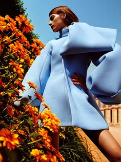 """""""State of the Art"""" by Greg Kadel for Vogue Germany"""