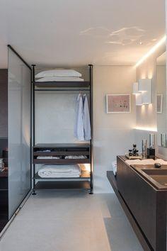 A Compact Integrated Apartment By Angélica Araújo