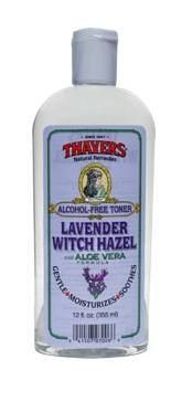 I love the Thayers rose toner but I have yet to try the lavender scent. Thayers Lavender Witch Hazel with Aloe Vera Alcohol-Free Toner $12.99 - from Well.ca