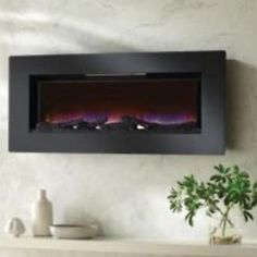 mirador 46 wall fireplace - Google Search