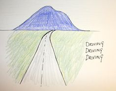 #30DOC Day 24: driving back to the mountains