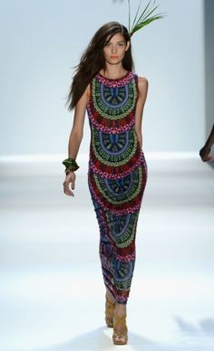 Mercedes-Benz Fashion Week : Spring 2013 - love it!